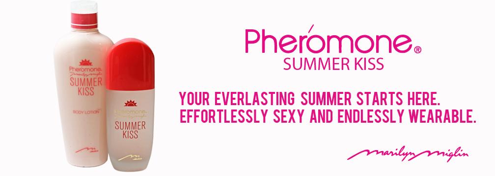Pheromone Summer Kiss Banner