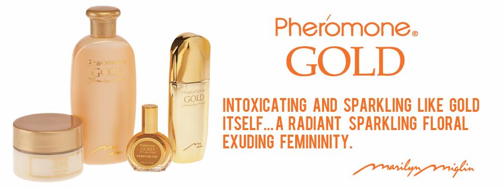 Pheromone Gold Banner