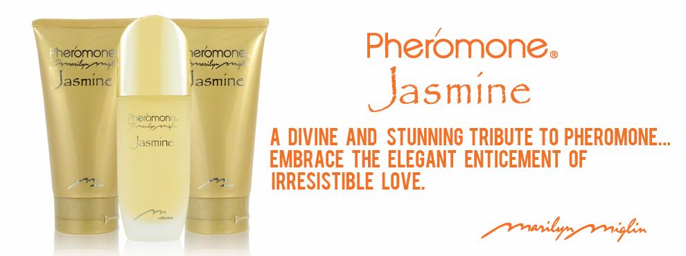 Pheromone Jasmine Banner