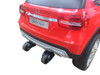 Mercedes GLA Red ride on for kids