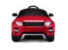 Ranger Rover red