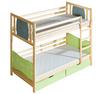 Trio double bed