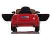 Ride-on car for kids XMX red