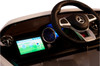 mercedes for kids with touchscreen