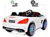 Mercedes SL65 White