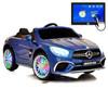 Mercedes SL65 Blue