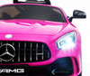 Mercedes GTR Pink