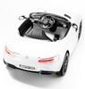 Mercedes GTR White