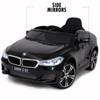 BMW 6 GT Black