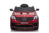 Mercedes GLC63 Red