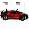 Lamborghini Aventador Red devil