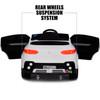 Mercedes GLC Coupe White