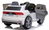Audi Q8 White