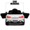 Mercedes GT White