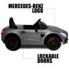 Mercedes GT Grey