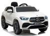 Mercedes GLE450 White