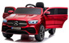 Mercedes GLE450 Red