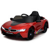 BMW i8 Coupe Red