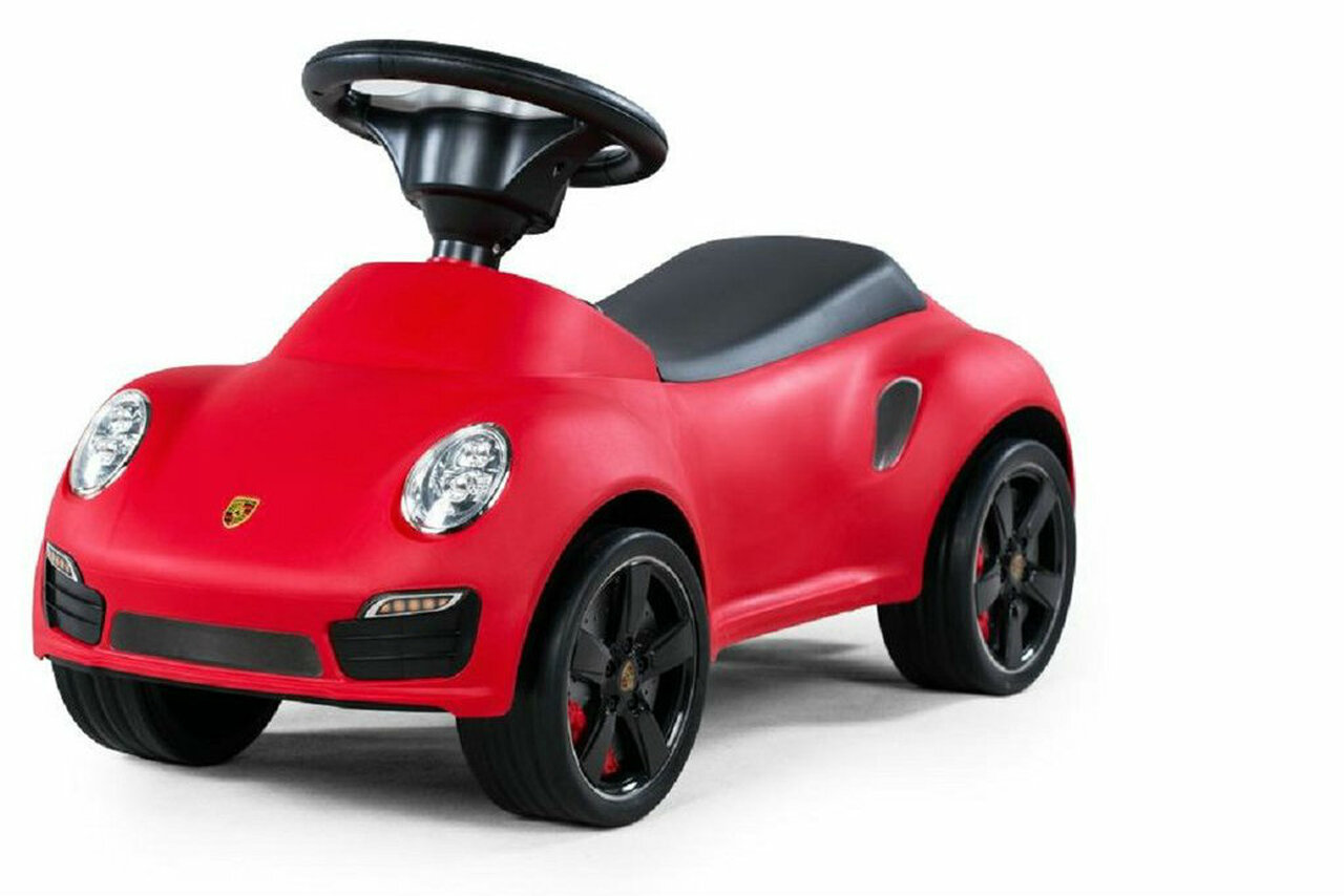 Licensed Porsche 911 Turbo Push Car Red Push Cars Wholesale
