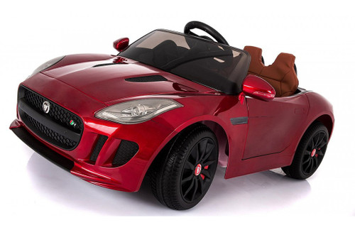 12V Jaguar F Type | Burgundy