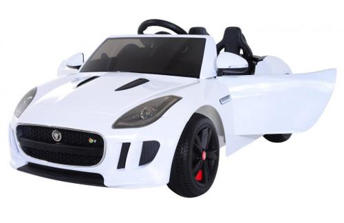 12V Jaguar F Type   White