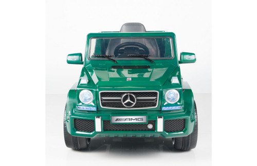 G63 Mercedes power battery car with LED wheels