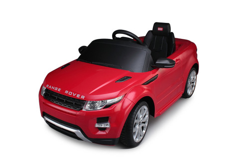 Range Rover ride-on car
