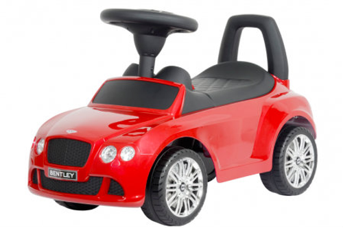 Bentley Red push car