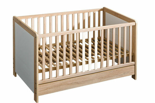 Convertible Baby Cot Marsylia