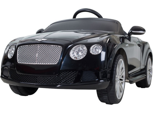 Bentley 12V power battery car with soft wheels  black