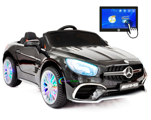 Mercedes SL65 Black