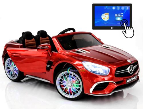 Mercedes SL65 Red