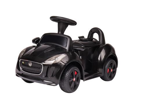 Jaguar Push Car Black