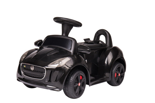 Jaguar Push Car Black