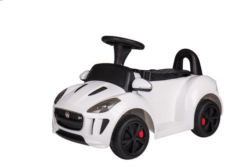 Jaguar Push Car White