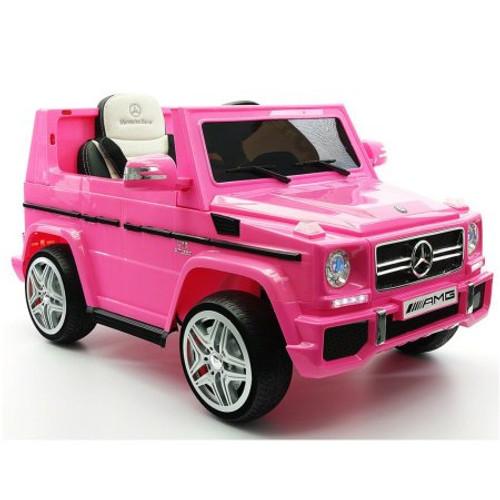 Mercedes G65 Pink
