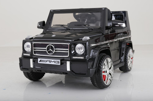 Mercedes G65 Black