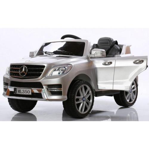 Mercedes ML350 Silver