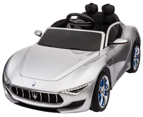 Maserati Alfieri Silver