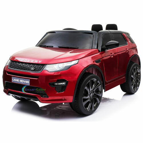 Land Rover Discovery | Red