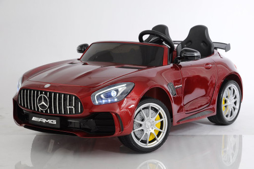Mercedes 2 seater cherry