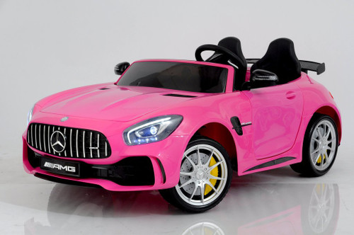 Mercedes 2 seater Pink