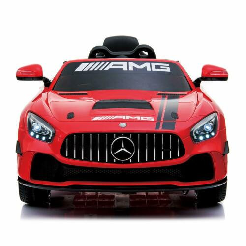 Mercedes GT4 Red