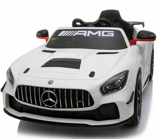 Mercedes GT4 White