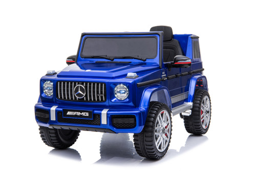 Mercedes G63 Blue