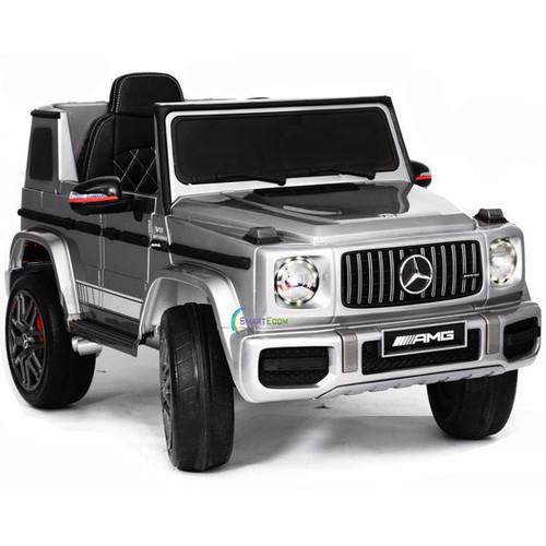 Mercedes G63 Silver