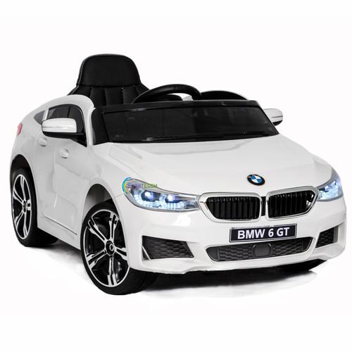 BMW 6 GT White