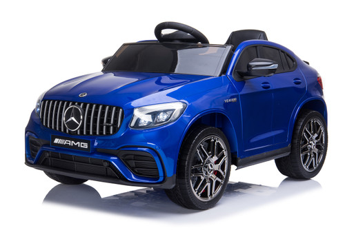 Mercedes GLC63 Blue