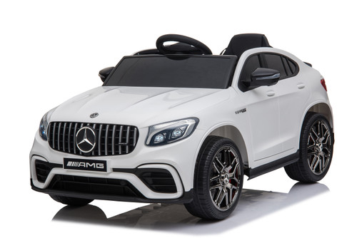 Mercedes GLC63 White