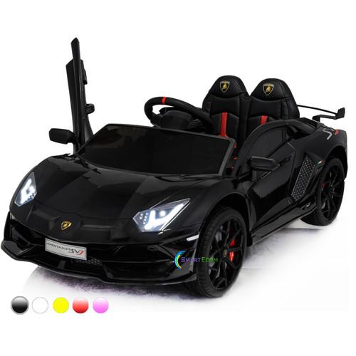 Lamborghini Aventador Black